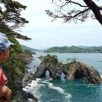 絶景!三陸海岸!岩手県大船渡の観光スポット碁石海岸