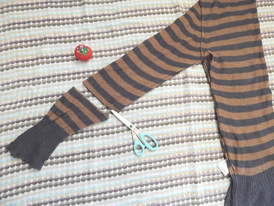 make-a-cardigan-from-a-pullover-sweater13